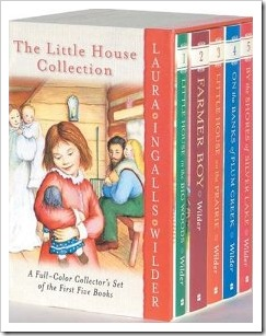 The Little House on the Prairie Collection