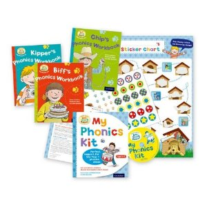 My Phonics Kit from Oxford University Press