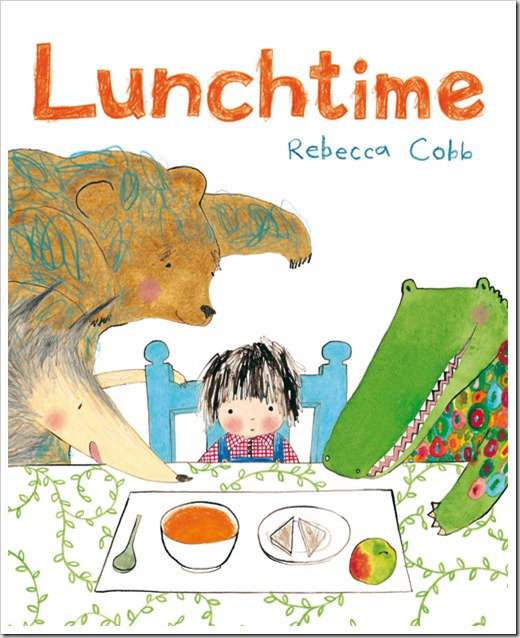 Lunchtime by Rebecca Cobb (cover image)