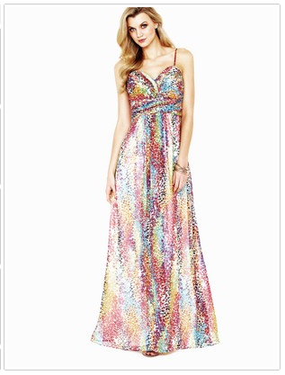 K & Co Teatro Sara Maxi Dress