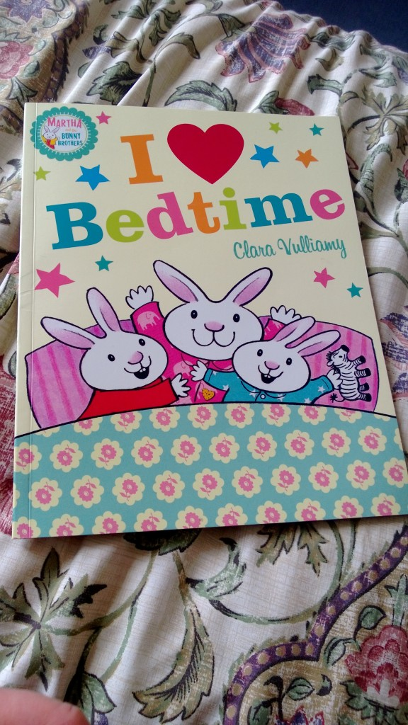 I Heart Bedtime by Clara Vulliamy